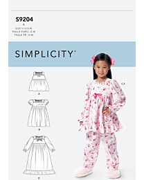 simplicity 9204