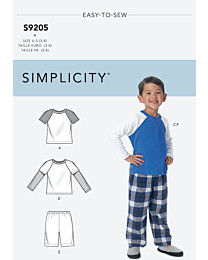simplicity 9205