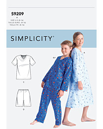 simplicity 9209