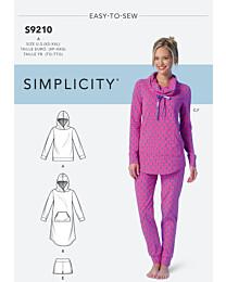 Simplicity 9210