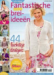 Fantastische zomerse brei-ideeen breipatronen tijdschrift
