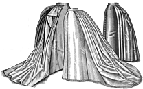 Truly Victorian 263 1887 Imperial skirt