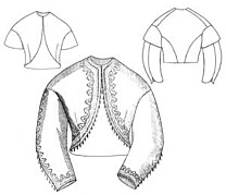 TV444 1864 Spanish Jackets