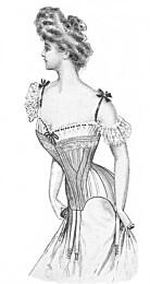Truly Victorian TVE01 1903 Edwardian Corset