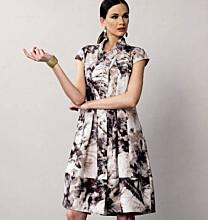 Vogue 8876 jurk