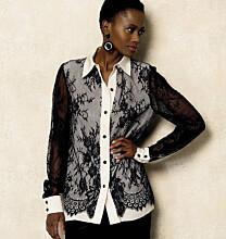 Vogue 8927 blouse