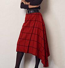 Vogue 8956 rok met overslag
