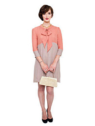 Victory Hazel blouse-jurk