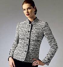 Vogue 8991 - Jasje