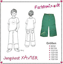Farbenmix - XAVIER*