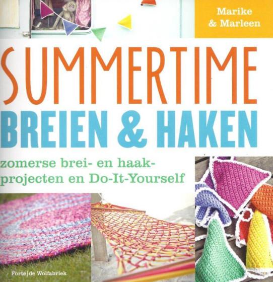 Summertime Breien & Haken ISBN 9789058772954