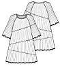 Knipmode 1019 - 17 Jurk
