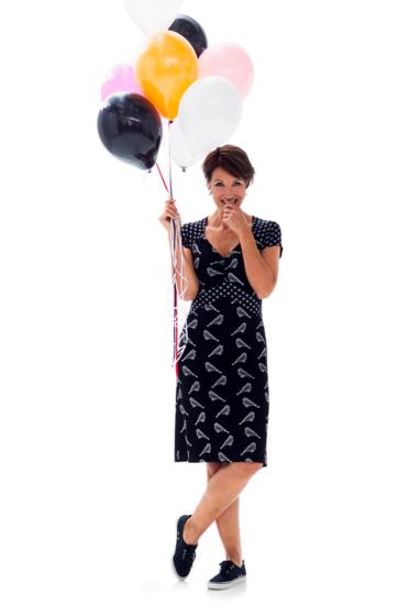 knipmode maart 2019 - jurk 14