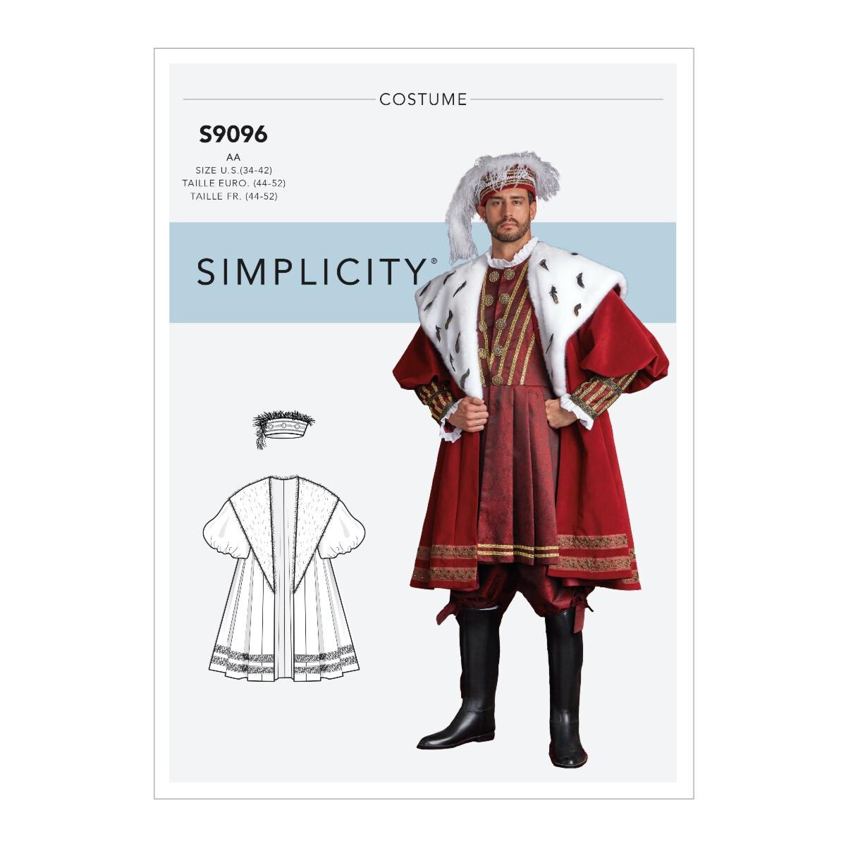 Simplicity - 9086