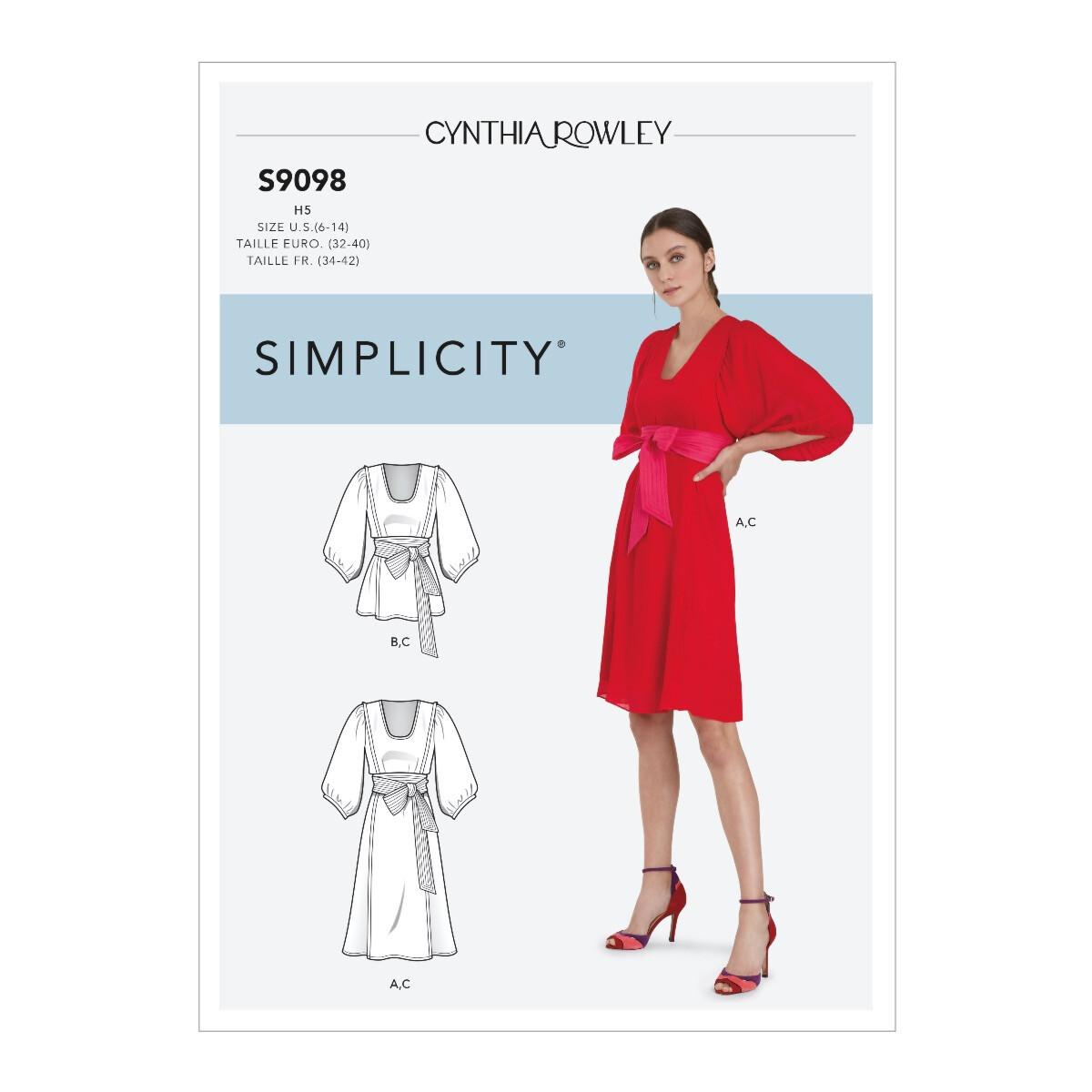 Simplicity - 9098