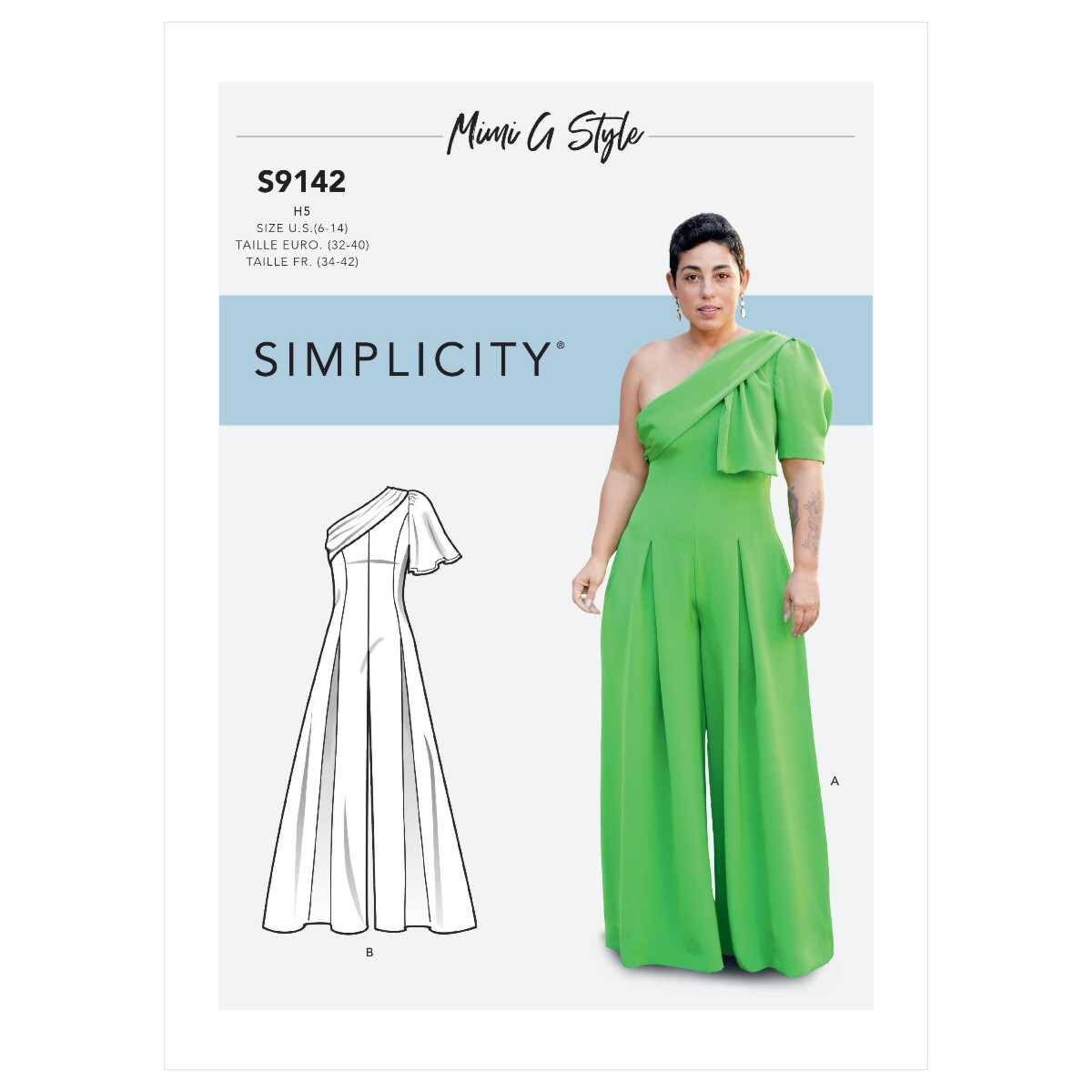 Simplicity - 9142