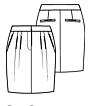 Knipmode 1019 - 9 Rok