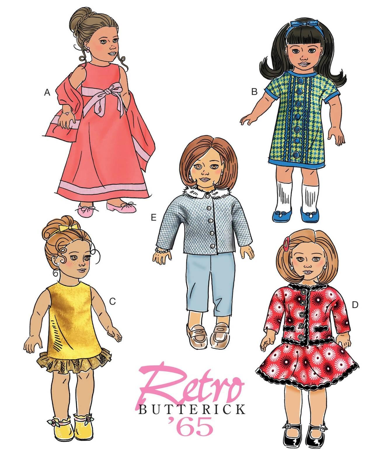 Butterick - 6645