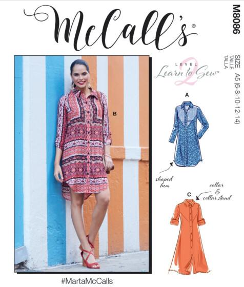 McCall's - 8086 Marta