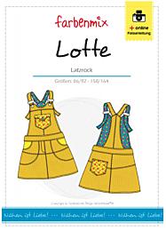 Farbenmix Lotte patroon rok