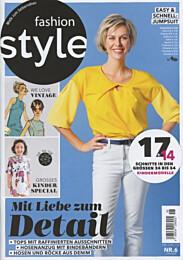 Fashion Style - juni 2019