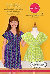 Modkidhailey jurk, shirt, top, tuniek, patroon