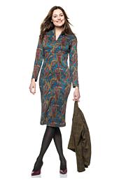 Knipmode 0119 - 22 jurk