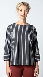 Knipmode 0219 - 20 blouse