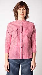 Knipmode 0419 - 20 blouse