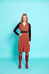 knipmode oktober 2019 - jurk 12
