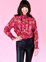 knipmode december 2019 - blouse 19