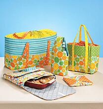 McCall's 6338 picknick tassen