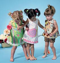 McCall's 6541 baby jurkje, topje en shorts