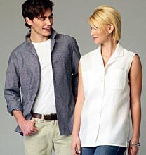 McCall's 6932 overhemd blouse