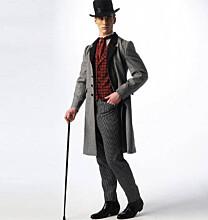 McCalls 7003- Historisch costuum: broek, jas en gilet