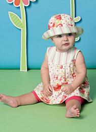 McCall's - 7342 Babykleertjes