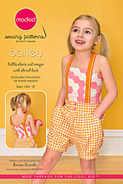Modkid Bailey broekje of overall