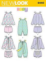 New Look - 6440 Babykleertjes