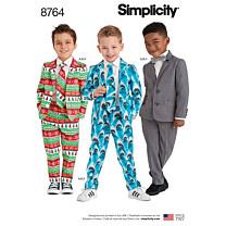 Simplicity 8764