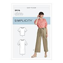 Simplicity - 9116