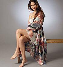 Vogue 8888 ochtendjas, onderjurk, hemdje en shorts