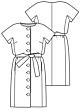 Knipmode 0419 - 24 Jurk PDF