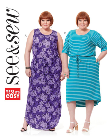 Butterick See & Sew - 6541