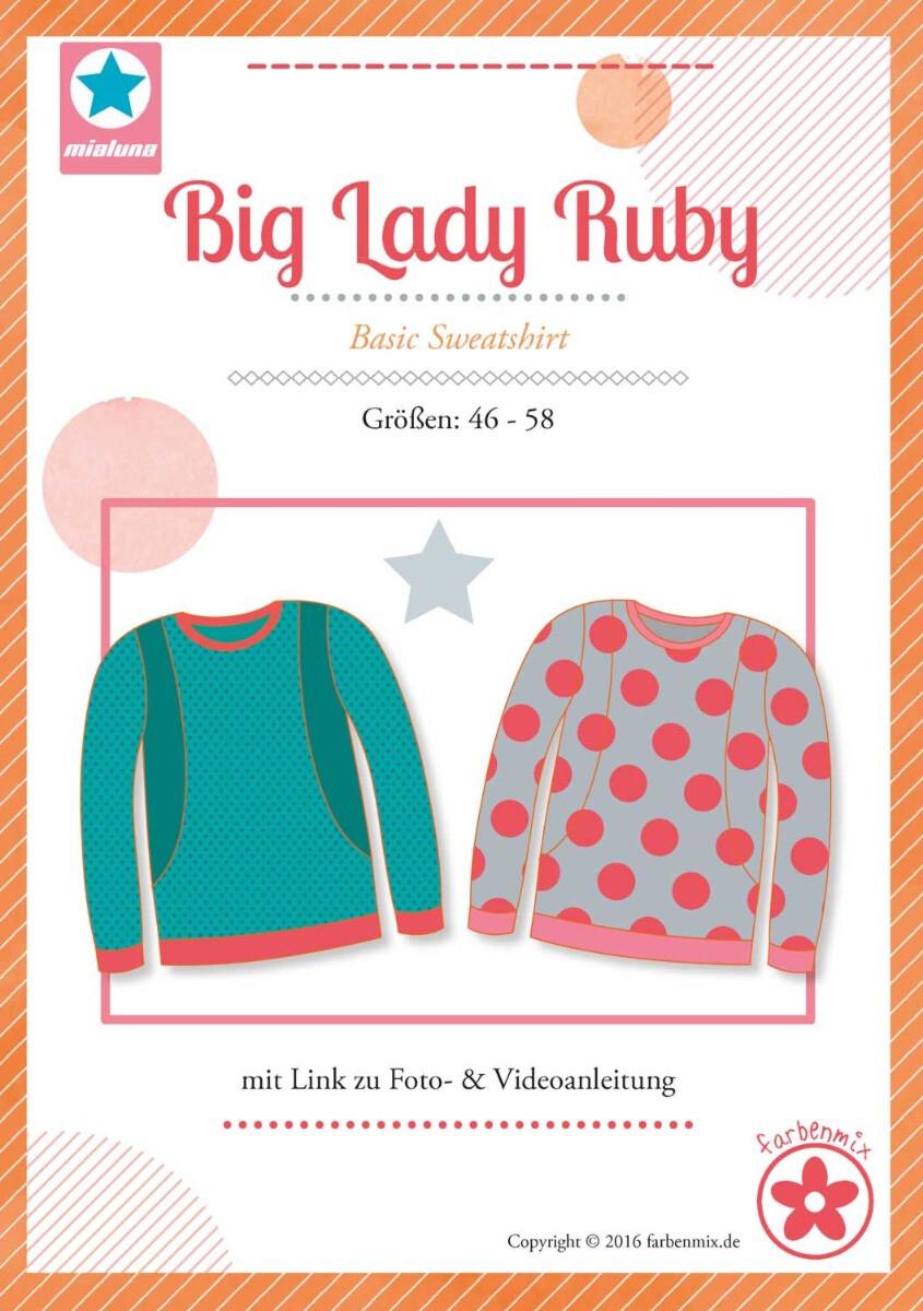 Farbenmix - Big Lady Ruby
