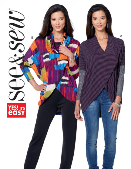 Butterick See & Sew - 6504