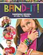 band-it, loom bandjes, loom, elastiekjes, rubber bandjes, sieraden, Tirion Creatief, ISBN 9789043917421