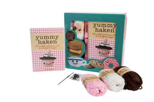 Yummy haken boek-box