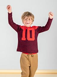 KNIPkids 0521 - 16 - Sweater