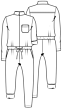 Knipmode 0519 - 1 Jumpsuit Mini Me