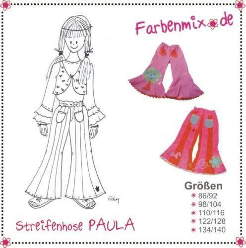 Farbenmix - Paula steifenhose